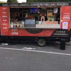 food truck Bifana Original