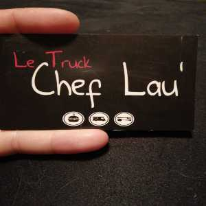 food truck Chef Lau'