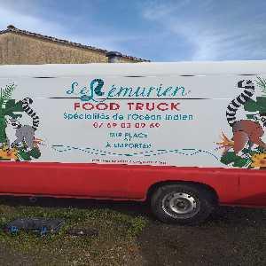 food truck Cuisine De L'Océan Indien Madagascar