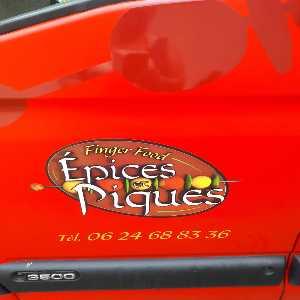 food truck Épices & piques