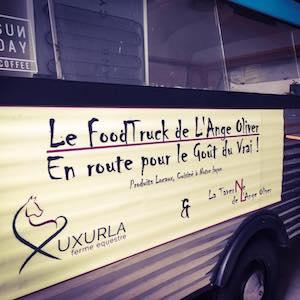 food truck Food Truck De L'Ange Oliver