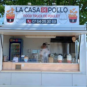 food truck La Casa De Pollo