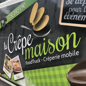 food truck La Crêpe Maison Food Truck