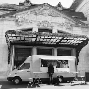 food truck La République Des Pâtes