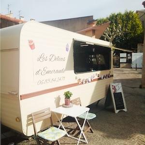 food truck Les Délices D'Emeraude