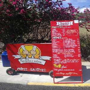 food truck Les Pattes A Crepes