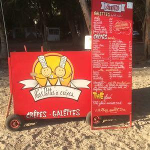 food truck Les ''pattes''à Crêpes