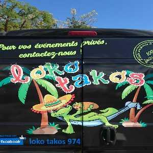 food truck Loko Takos 974