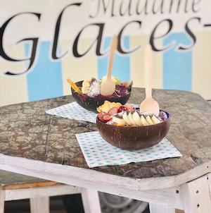 food truck Madame Glaces
