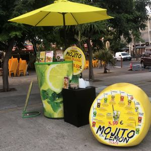 food truck Mojito Lemon