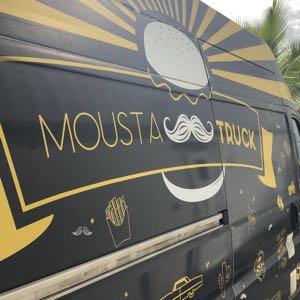 food truck Mousta Truck