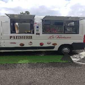 food truck Pâtisserie La Framboisine