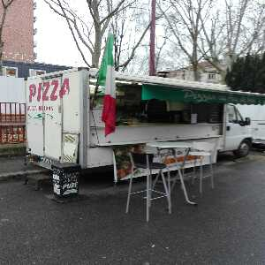 food truck Zaza Pizza